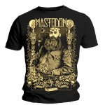 T-shirt Mastodon - Beard