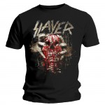 T-shirt Slayer - Skull Clench