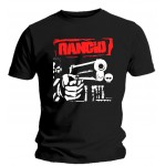 T-shirt Rancid - Gun