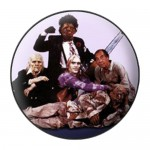 Badge Texas Chainsaw Massacre - Group Shot