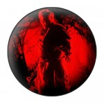 Badge Texas Chainsaw Massacre - Red