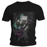 T-shirt Extreme Zombies - Guitar