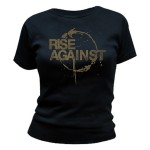 T-shirt Rise Against - Cycle - Femme