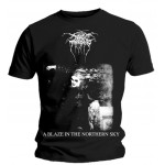 T-Shirt Darkthrone - A Blaze In The Northern Sky