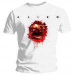 T-shirt Alien - Chestburster