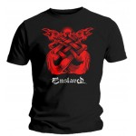 T-Shirt Enslaved - Burning Core