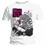T-shirt Architects - Shark Hunting