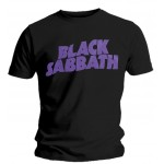 T-shirt Black Sabbath - Logo