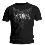T-Shirt In Flames - Crest Wings