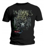 T-shirt In Flames - Gates
