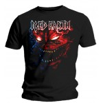 T-shirt Iced Earth - Mother Fuckin