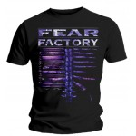 T-shirt Fear Factory - Demanufacture