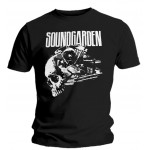 T-shirt Soundgarden - Engine Head