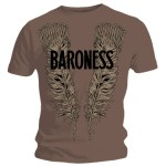 T-shirt Baroness - Feather & Nails