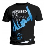 T-shirt Refused - Are Fucking Dead