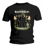 T-shirt Kamelot - Band Photo