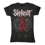 T-shirt Slipknot - Teeth - Femme