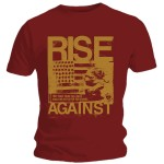 T-shirt Rise Against - Numb