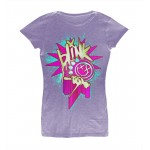 T-shirt Blink 182 - Heather Static - Femme