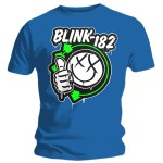 T-shirt Blink 182 - Thumbs Up