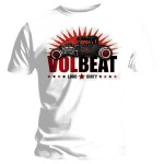 T-shirt Volbeat - Car