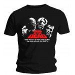 T-shirt Dawn Of The Dead - Head Shots