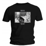 T-shirt Nirvana - Bleach