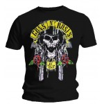 T-shirt Guns N' Roses - Top Hat