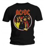 T-shirt AC/DC - Highway Distress
