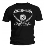 T-shirt Helloween - Pirate