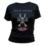T-Shirt Arch Enemy - Rise Of The Tyrant - Femme