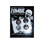 Badges Rob Zombie - Pack On Stage