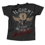 T-shirt Alchemy - Born To Be Wild