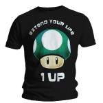 T-shirt Nintendo - Extend Your Life