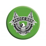 Badge Green Day - Crest