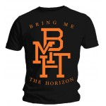 T-shirt Bring Me The Horizon - Orange Logo