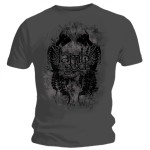 T-shirt Lamb Of God - Dueling Skeletons