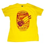 T-shirt Led Zeppelin - By Popular Demand - Femme