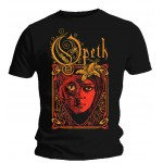 T-shirt Opeth - Catwomen