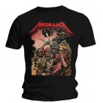 T-shirt Metallica - The 4 Hoursemen