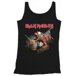 T-shirt Sans Manche Iron Maiden - The Trooper