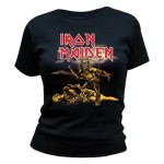 T-shirt Iron Maiden - Slasher - Femme
