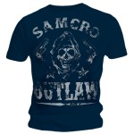 T-shirt Sons of Anarchy - Outlaw