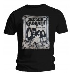 T-shirt Black Sabbath - World Tour 78