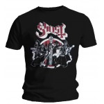 T-shirt Ghost - Road To Tome