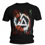 T-shirt Linkin Park - Rise From The Ashes