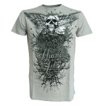 T-Shirt Miami Ink - Flying Skull