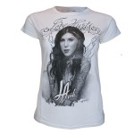 T-shirt LA Ink - Kat/Love Hurts