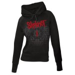 Sweat à Capuche Slipknot - Kingdown - Femme