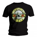 T-shirt Guns N Roses - Logo